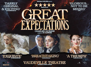 Great Expectations Tickets
