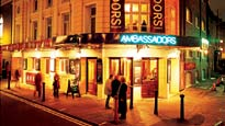 Logo for Ambassadors Theatre
