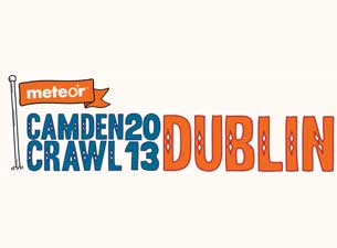 Camden Crawl Dublin Tickets