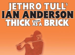 Ian AndersonTickets