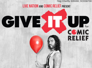 Give It Up for Comic Relief Tickets