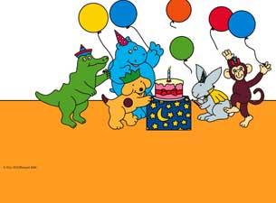 Spot's Birthday PartyTickets