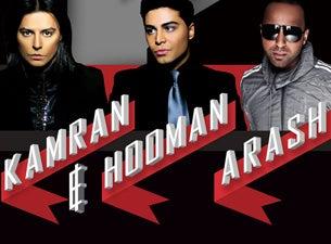 Kamran & HoomanTickets
