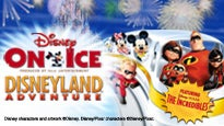 Disney On Ice : the Incredibles Magic Kingdom Adventure Tickets