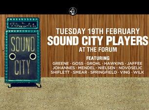 Sound City PlayersTickets