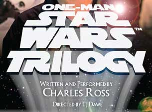 One Man Star Wars Tickets