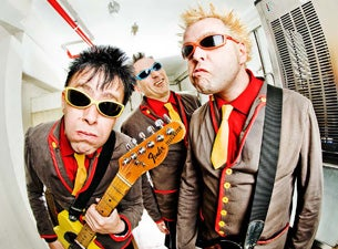 Toy Dolls Tickets