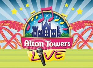 Alton Towers Live Tickets