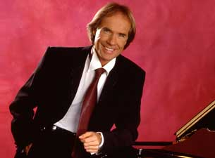 Richard Clayderman Tickets