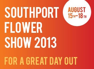 Southport Flower Show Tickets