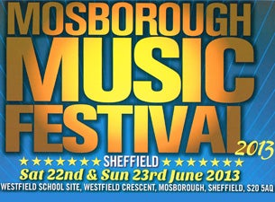 Mosborough Music Festival Tickets