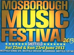 Mosborough Music FestivalTickets