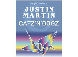 Justin MartinTickets