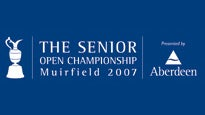 Senior Open Championship Tickets