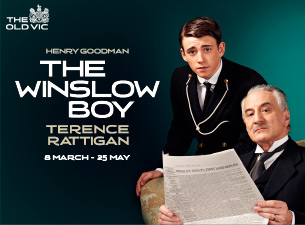 The Winslow Boy Tickets