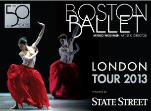 Boston BalletTickets