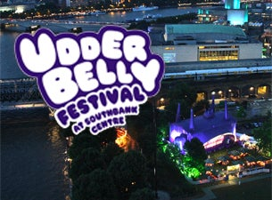 Udderbelly Festival at Southbank Centre Tickets