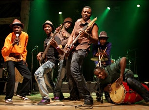 Mokoomba Tickets