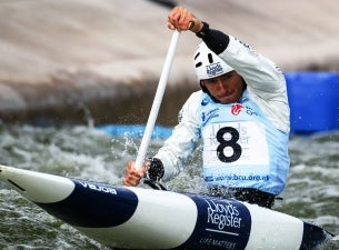 ICF Canoe Slalom World Cup Tickets
