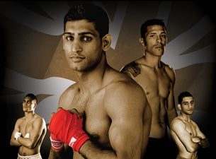 Amir Khan Tickets