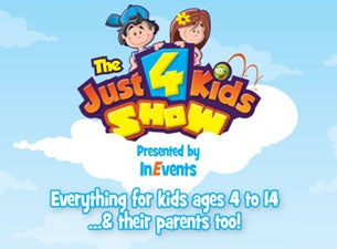 The Just 4 Kids ShowTickets