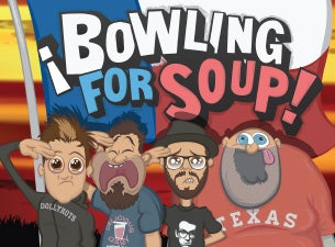 Bowling for Soup Tickets