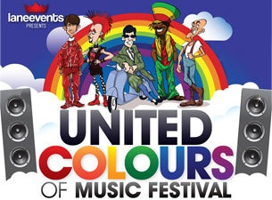 United Colours of Music Festival Tickets