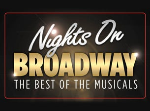 Nights On Broadway Tickets