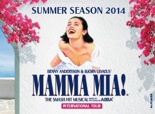 Mamma Mia! (Blackpool) Tickets