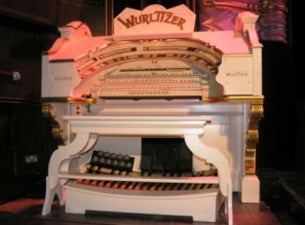The Mighty Wurlitzer Organ Concert Tickets