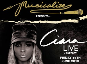 Ciara Tickets