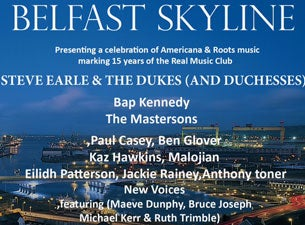 Belfast Skyline Tickets