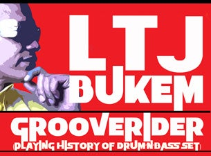 LTJ Bukem & MC Conrad Tickets