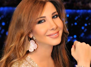 Nancy Ajram Tickets