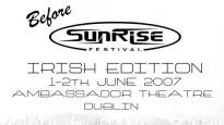 Before Sunrise Festival - Irish Edition Tickets