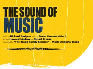 The Sound of Music Tickets
