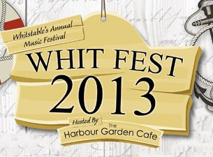 Whit Fest 2013Tickets