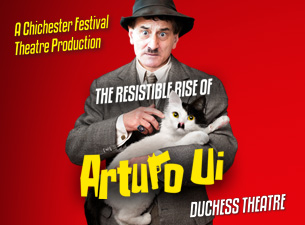 The Resistible Rise of Arturo Ui Tickets