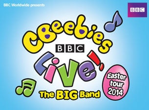 CBeebies Live! The Big Band Tickets