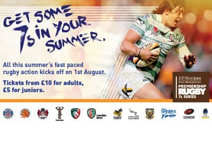 J.P. Morgan Asset Management Premiership Rugby 7s Tickets