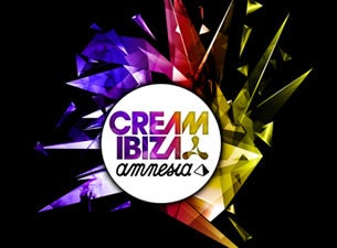 Cream Ibiza Tickets