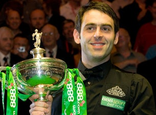 888 Champions of Snooker Tickets