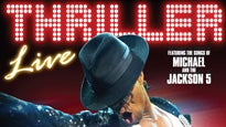 Thriller Live! (Touring) Tickets