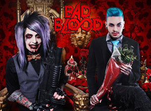 Blood On the Dance FloorTickets