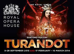 Turandot Tickets