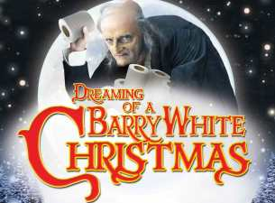 Dreaming of a Barry White Christmas Tickets
