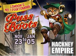 Puss In BootsTickets