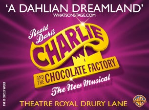 Charlie and the Chocolate Factory Tickets