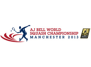 AJ Bell World Squash Championship Tickets