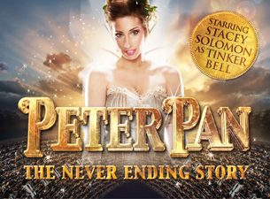 Peter Pan - The Never Ending Story World Arena Show Tickets